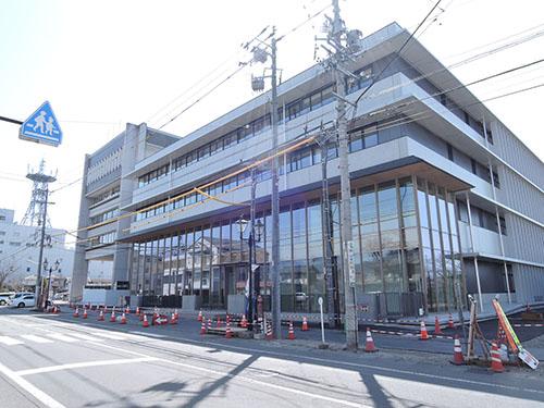 上田市新本庁舎